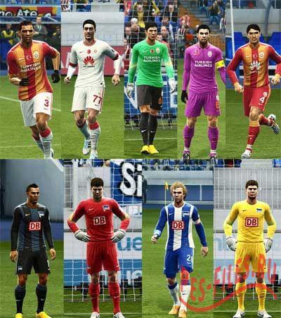 Hertha Berlin & Galatasaray GD...