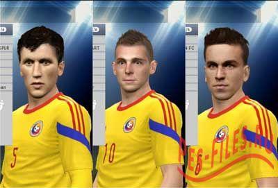 Romania Facepack