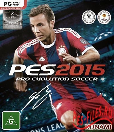 Pro Evolution Soccer 2015 [Update 2] (2014) PC RePack