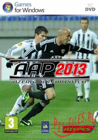 Azeri Amateur Patch 2013 Version 2.0 Season 14/15