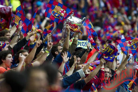 PES 2015 PC News chants FCB v1