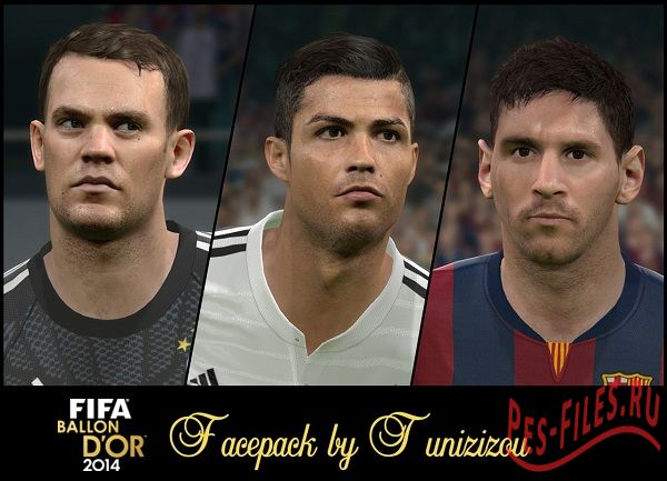 Ballon d'or Facepack