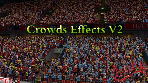 Crowds Effects V2