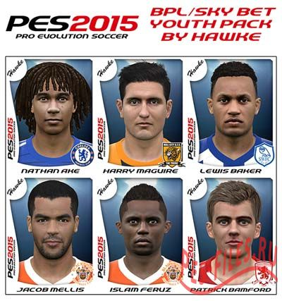 Bpl/sky Bet Youth Pack