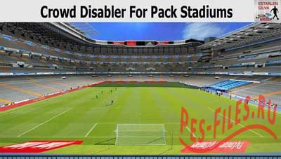 Crowd Disabler For Pack Stadiums