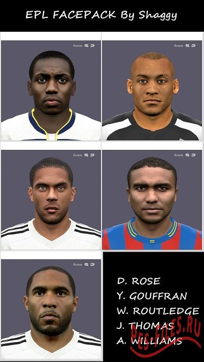 Epl Face Pack