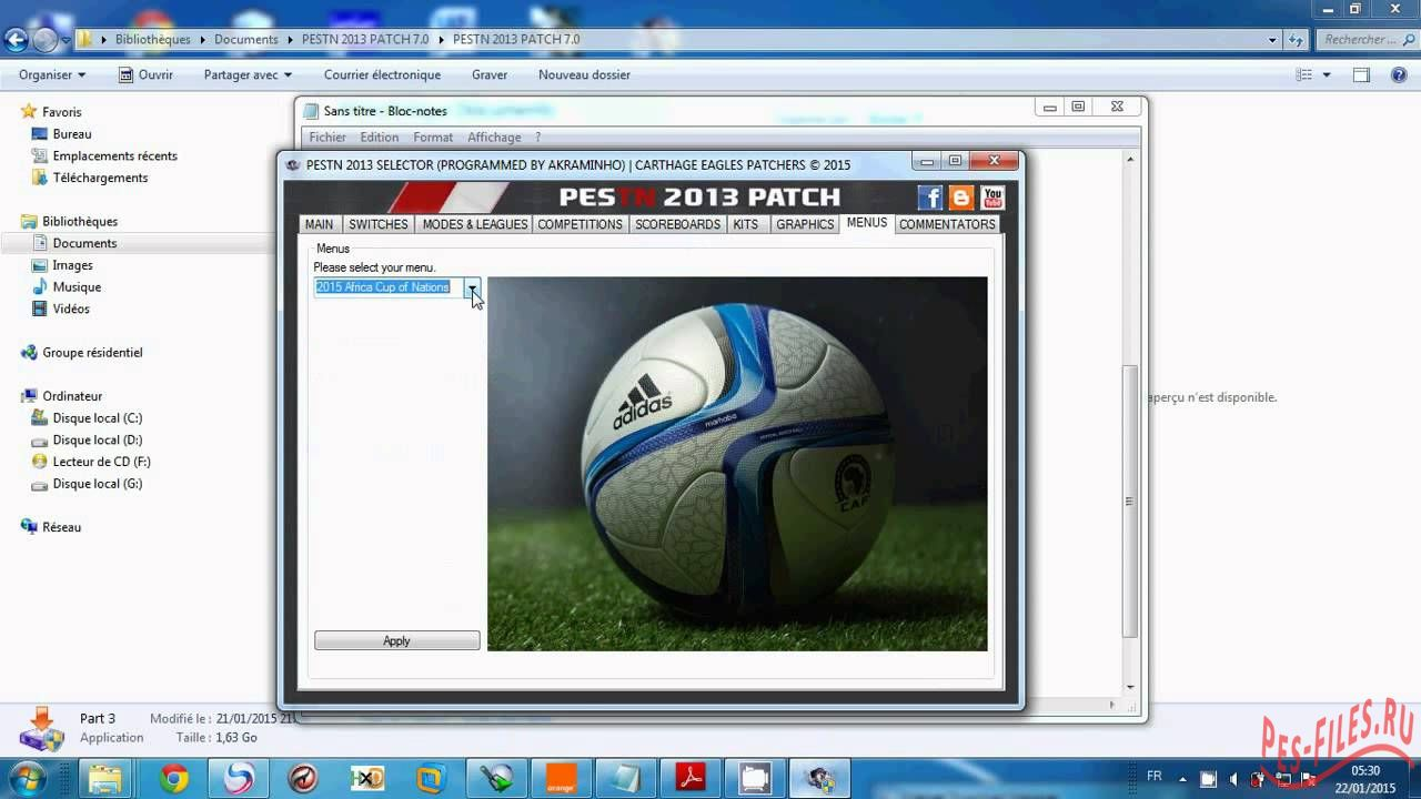 PESTN 2013 PATCH 7.0 AIO - Released 22/01/2015