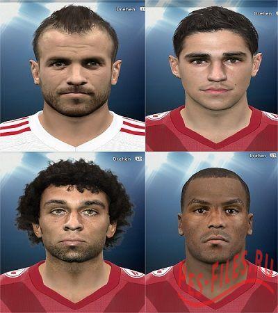 Face Bundesliga # 1