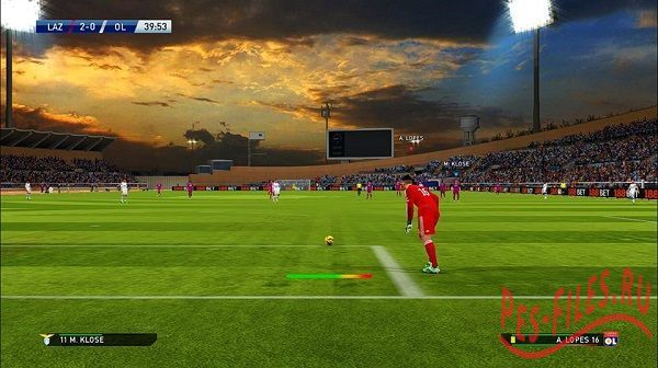 PES 2015 HD Pitch v2 for All Stadium