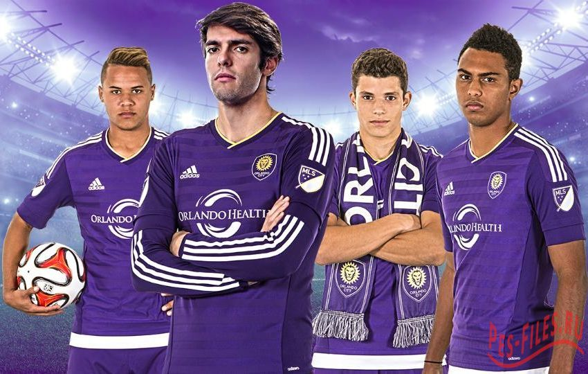 Orlando city new kits season 2015