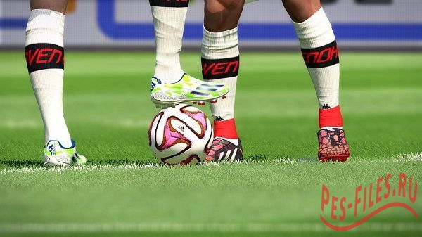 3D Grass Pitch Mod