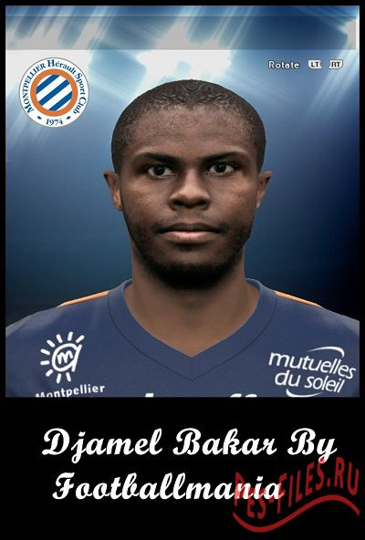 Face Djamel Bakar