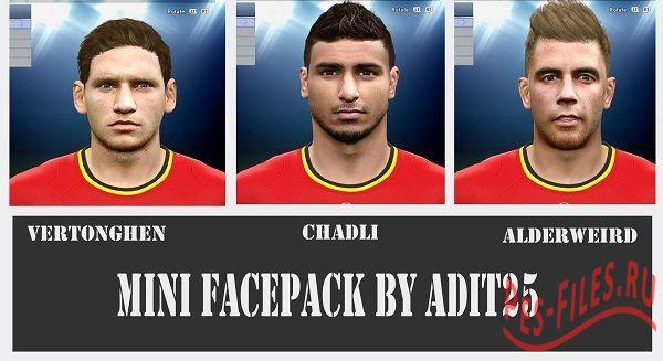 ManTaP Facepack