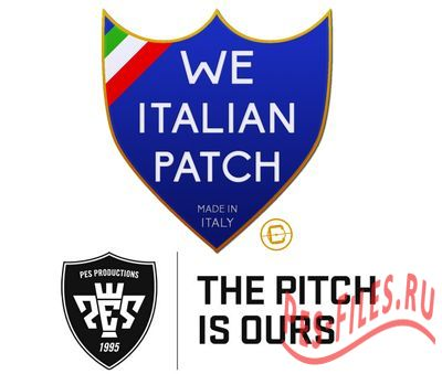 We Italian Patch 0.8