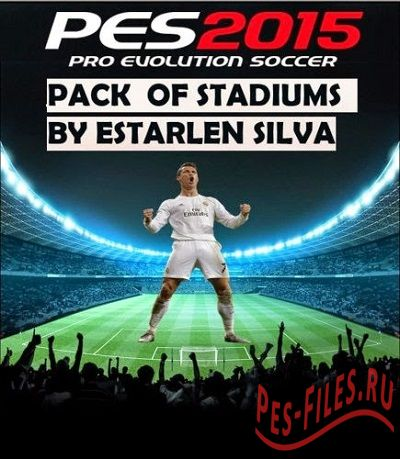 Stadiums Pack V2 + Adapted Version for PTE Patch 5.0