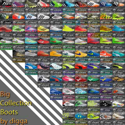 PES 2013 Collection Boots v1 (Full HD)