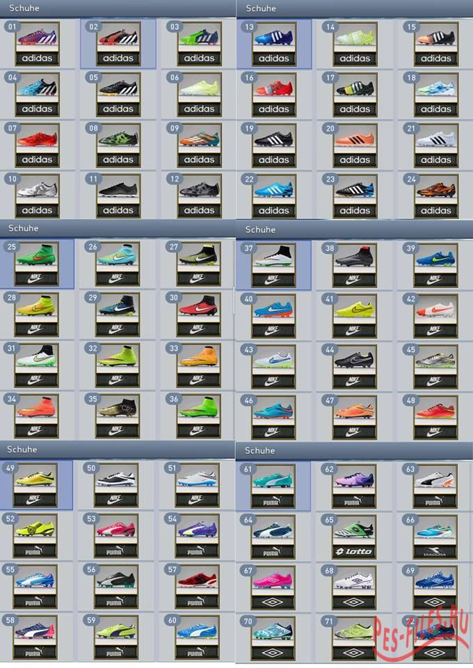 PES 2015 Bootpack 3.1 (New Player ID)