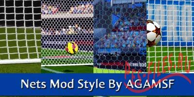Nets Mod Style For PES 2015
