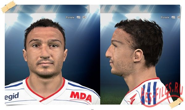 Face Steed Malbranque