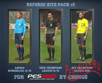 Referee Kits Pack v2