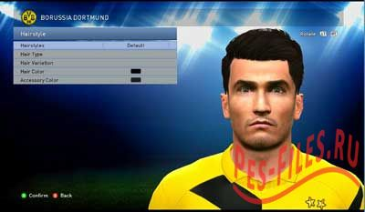PES 2015 Nuri Sahin New Face
