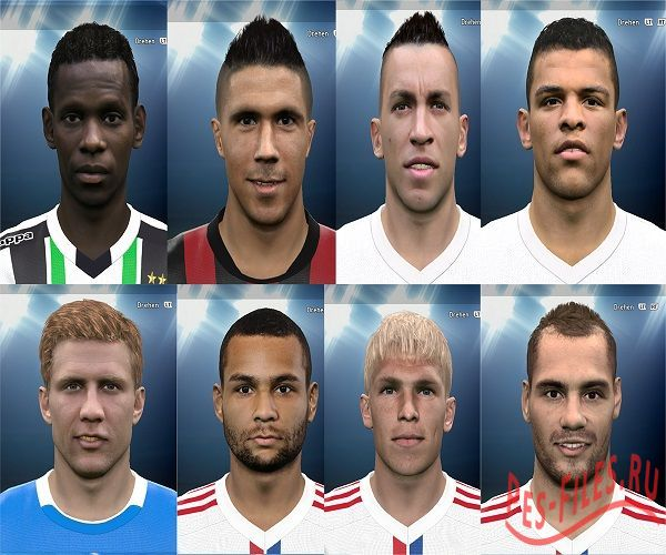 Faces Bundesliga # 4