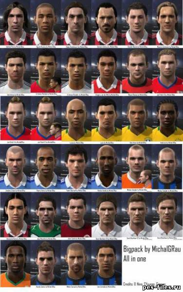 Pes 2011 BigPack All in One