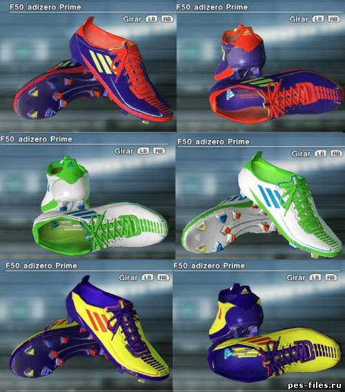 NEW adiZero Colourways