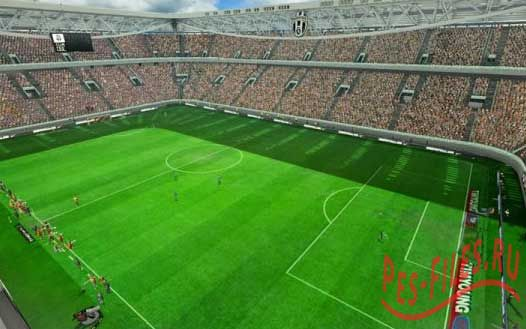 PES 2013 New Juventus Stadium