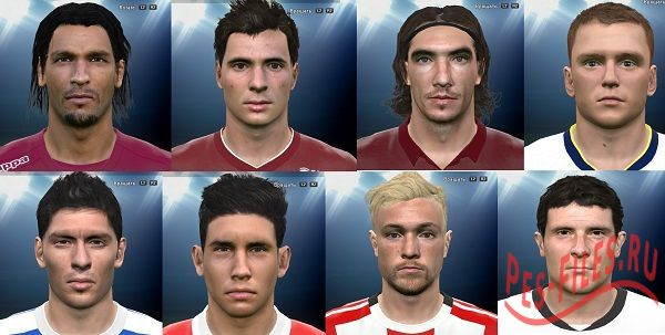 Pes 2015 big International Facepack