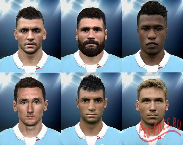Lazio Facepack