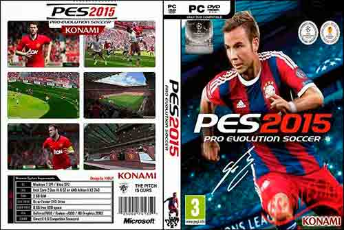 PES 2015 [Update 4] (2014) PC  RePack