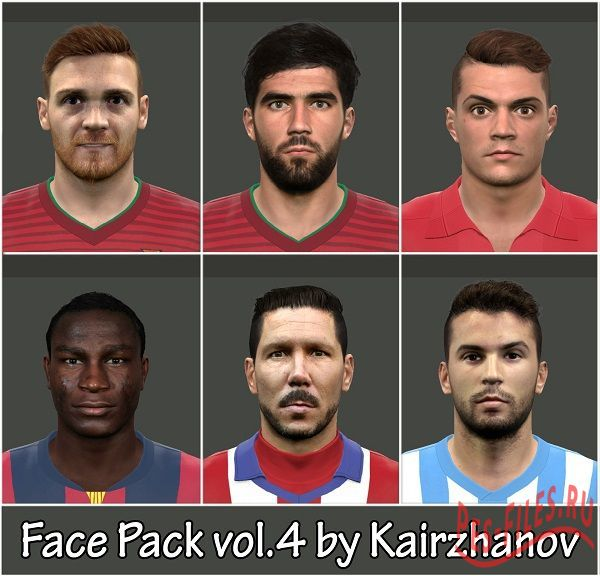 Face Pack Vol.4