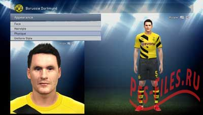 PES 2015 Sebastian Kehl new face