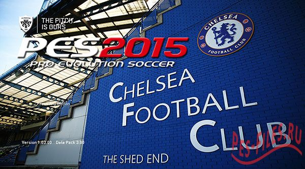 Chelsea Start & Title Screens