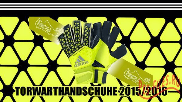 Adidas Ace Zones Goalkeeper Glove