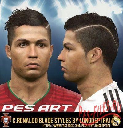 Cristiano Ronaldo New Hair