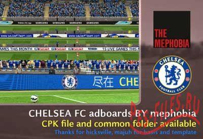 Chelsea FC Adboards