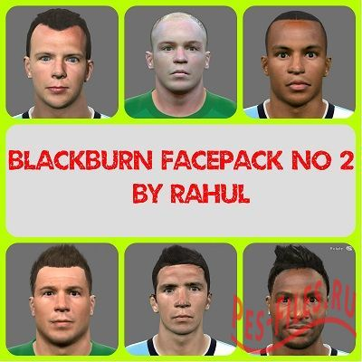 Pes 2015 Blackburn Facepack No 2