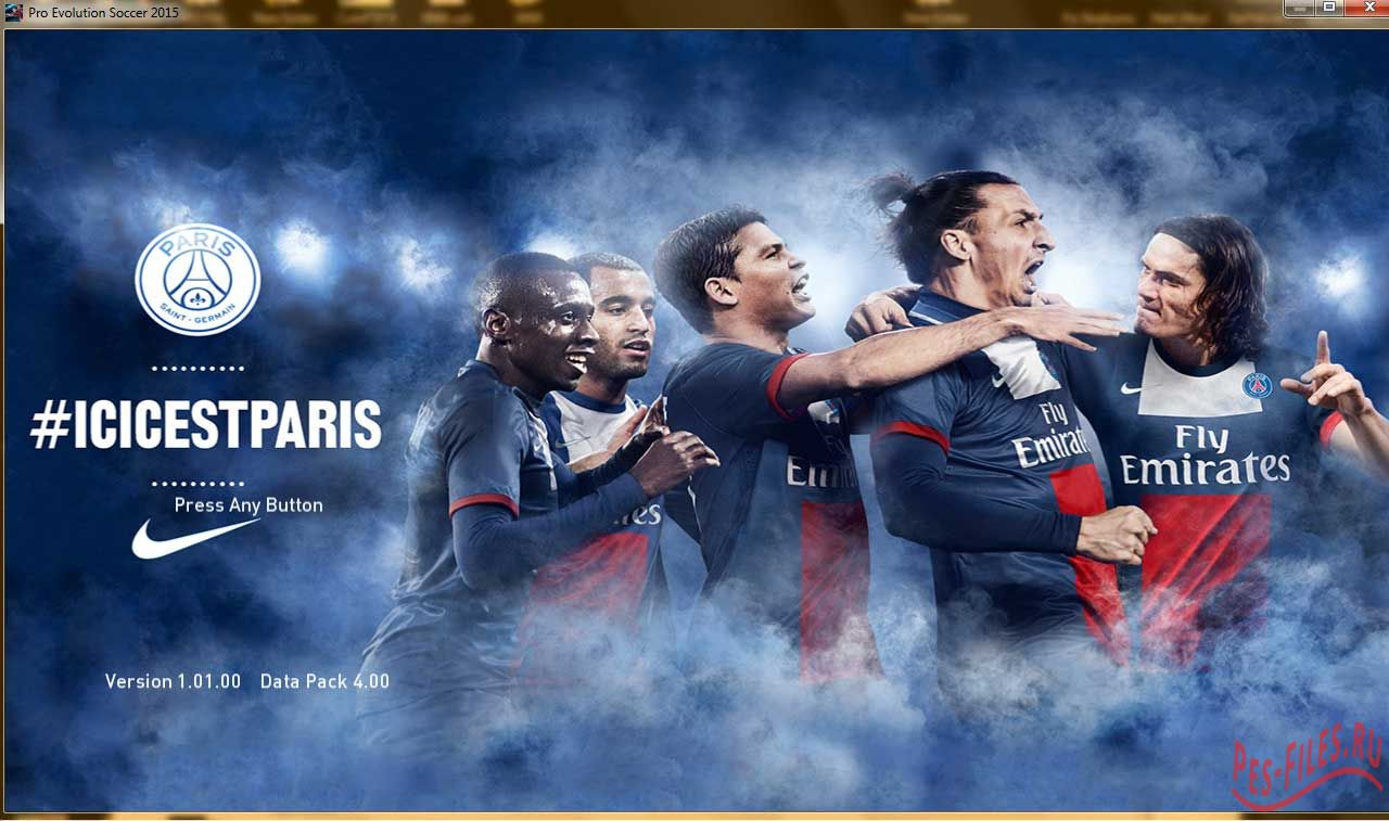 PSG New Graphic Mod HD
