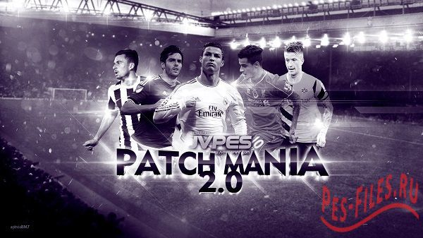 JVPES Mania Nacional Patch 2015 v2.0