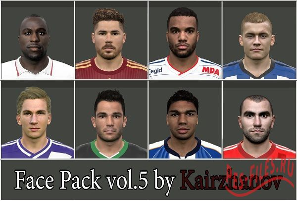 Face Pack vol.5