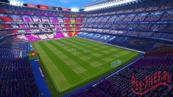 Pes 2015 Update Stadiums more Pack Stadiums V3.5