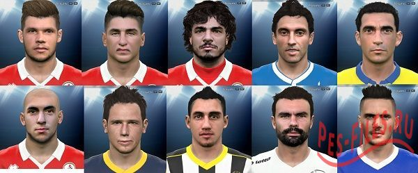 Italian League Facepack