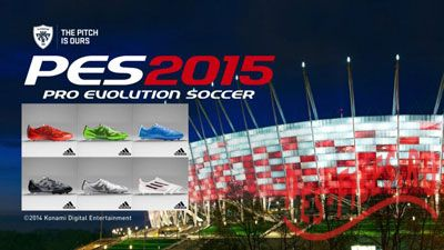PES 2015 New Adidas F50 V pack + 99 Gram Boots