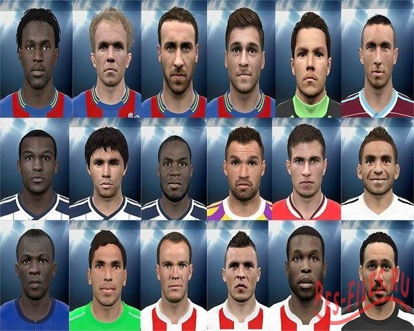 Face EPL Mega Pack 3