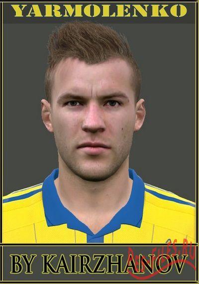 Yarmolenko Face