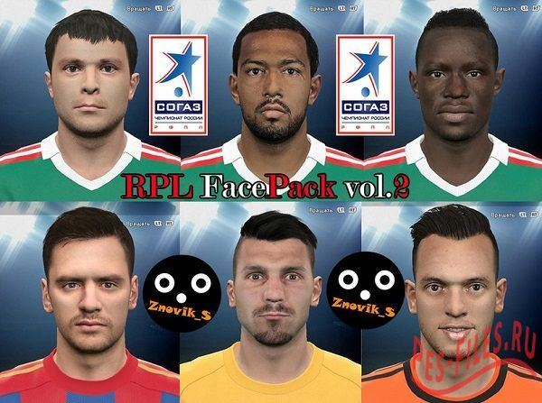 RPL FacePack vol.2