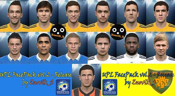 UPL FacePack 2015 vol.2