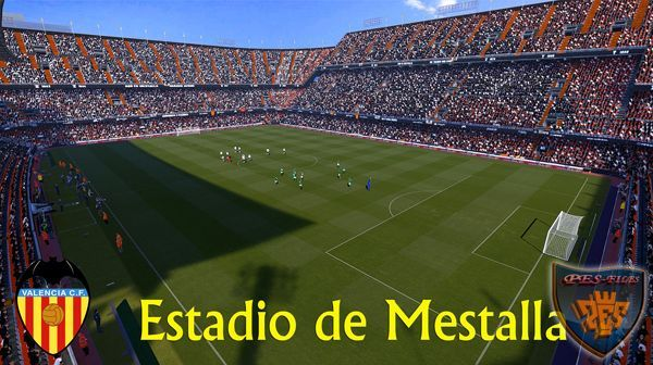 Estadio de Mestalla 2015
